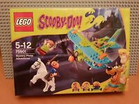 LEGO SCOOBY DOO / 75901 MYSTERY PLANE ADVENTURES / BNIB✔ NEW✔ SEALED✔ FAST P&P✔