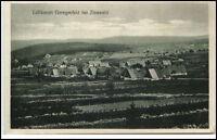 GEORGENFELD ZINNWALD ~1920 Eindruck Rückseite Gasthof Erbgericht Erwin König