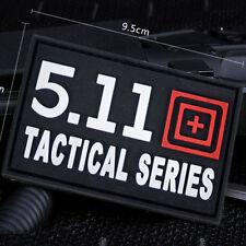 2Pcs USA US Police RUBBER PVC TACTICAL ARMY MORALE MILSPEC SWAT PATCH