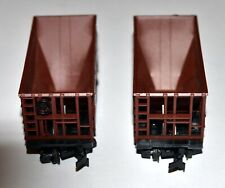 HO Scale GN Iron Ore hoppers (2)
