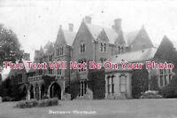 HR 281 - Bryngwyn Manor House, Wormelow, Herefordshire - 6x4 Photo