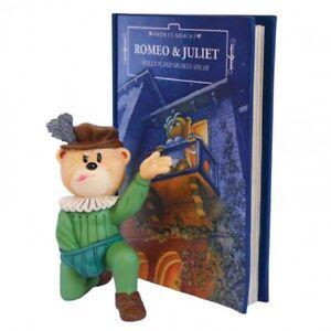 Bad Taste Bears Book Club Figurine - Romeo and Juliet
