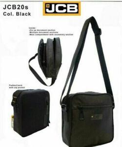 JCB Small Flight Bag Men Body Bag Travel Luggage - Holiday - Weekend - Brand New