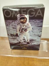 Omega Speedmaster Very Rare Large Piece Jigsaw puzzle Of Moon Landing 48 Pieces