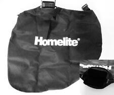 Genuine Replacement Spare Leaf Blower Vac Vacuum Bag Homelite HBV2400S / 2500S