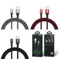 Jagger Series Micro-USB Cable Sync/Charge For Galaxy S5, S6/S7 Edge, P9/P10 Lite