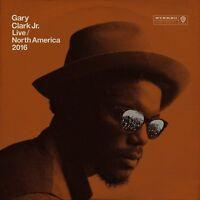 GARY JR. CLARK - LIVE NORTH AMERICA 2016  2 VINYL LP NEU