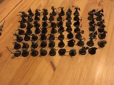Warhammer Lord of the Rings Plastic Figures Some Painted