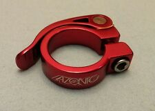 New AZONIC GONZO Red Clamp Seatpost 31.8 mm Bicycle Parts MTB , Road Bike or BMX