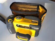 Camera Minolta Vectis Weathermatic Zoom 24x36 35mm Film For Parts Waterproof