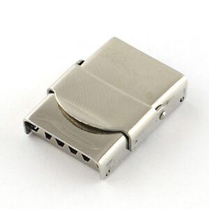 Verschluss Haken, Edelstahl, für 15mm breites Band V345