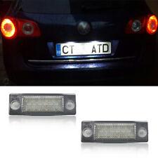 LED Kennzeichenbeleuchtung Skoda Octavia 1Z bis BJ Seat Alhambra VW Sharan 625