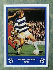 QPR - RODNEY MARSH - RETRO FATHERS DAY 'FOOTBALL CARD' /GIFT TAG