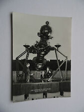 London - The London Planetarium, Zeiss Projector, London - Postcard (4).