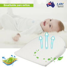 Universal Waterproof Baby Sleep Memory Pillow Wedge Anti-Reflux Colic Congestion
