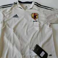 rare maillot de football JAPON adidas  taille 10/12 ans comme neuf