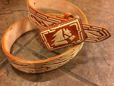 Piteado Cotton  Mens Belt #38