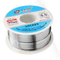 STAGNO 100g 0.5mm 60/40 BOBINA FILO SALDATURA ROCCHETTO SALDANTE Wire