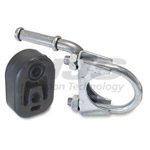 1 Halter, Abgasanlage HJS 82 13 4325 passend für MERCEDES-BENZ