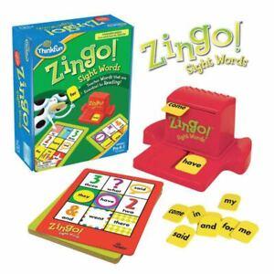 ThinkFun - Zingo! Sight Words