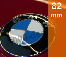 BMW Emblem Motorhaube Wappen Heckklappe 1er 3er 5er 6er 7er 82mm OVP ORIGINAL