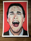 """""""Mergers and Acquisitions"""" Lushsux Art Print Poster American Psycho X/100 Banksy"""