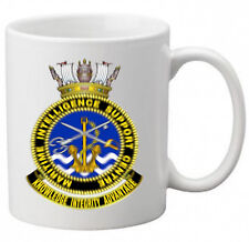 MARITIME INTELLIGENCE SUPPORT CENTRE COFFEE MUG (IMAGE BLURED TO STOP WEB THEFT)