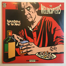 The Hellacopters – Supershitty To The Max! - JAZZ001LP(SWE) - Vinyl - MINT