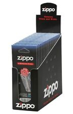 Zippo 2406N, 144 Zippo Flints, Full Box, 24 Individually Packaged Units of 6 EA