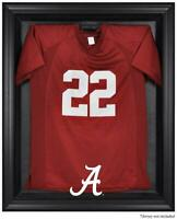 Alabama Crimson Tide Black Framed Logo Jersey Display Case - Fanatics Authentic