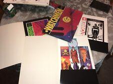 1988 DC Comic Watchmen Portfolio Set of 24 Prints Alan Moore