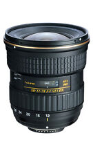 Tokina 12-28mm f/4 AT-X Pro DX Wide Zoom Lens for Nikon.  U.S. Authorized Dealer