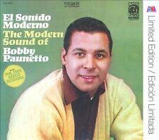 El Sonido Moderno: The Modern Sound of Bobby Pauneto [Limited Edition] [Digipak]