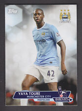 Topps Premier Gold 2013 - Base # 49 Yaya Toure - Manchester City