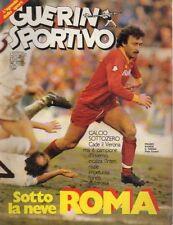 GUERIN SPORTIVO=N°3 1985=AGENDA DELLO SPORT=FILM CAMP.