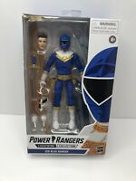 Power Rangers Lightning Collection 6-Inch Zeo Blue Ranger Collectible Post Morph