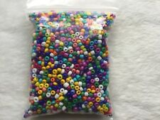 Wholesale Loom 3400pcs Bulk 8/0 Glass Seed Bead 100g AWESOME DEAL Toy Factory Mx