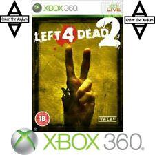 Xbox 360 Left 4 Dead 2 état NEUF MÊME JOUR EXPÉDITION livraison rapide