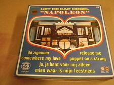 ORGAN LP DECAP / HET DECAP ORGEL NAPOLEON