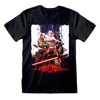 Star Wars Rise Of Skywalker Poster T Shirt New Official Unisex S M L XL XXL