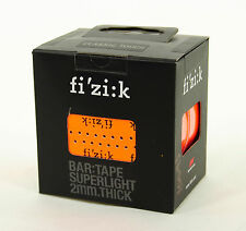 Fi'zi:k Superlight Orange Fluo 2mm Handlebar Tape