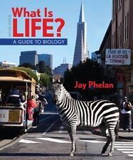 What Is Life? a Guide to Biology (High School) by Phelan Ph.D., University Jay