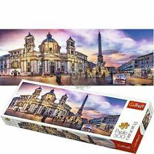 Trefl Jigsaw Panoram Puzzle 500pc- Piazza Navona Rome - 29501