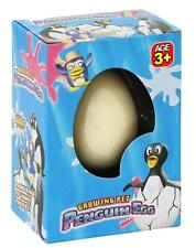 4 HATCH'EM GROWING PENQUIN EGGS toy grow science MAGICAL egg novelty magic FUN
