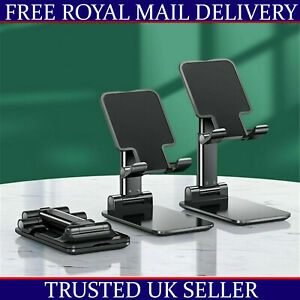 Universal Tablet Stand Holder Mobile Phone Desk Mount For iPhone Samsung Huawei