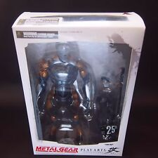 Metal Gear Solid Play Arts Kai Cyborg Ninja Figure Square Enix From Japan  EMS