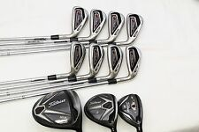 Titleist 716 AP1 4-GW Iron Set + 915 Driver + Fairway 816 Hybrid Regular 11pc
