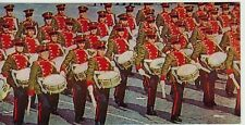 1968 Military Orchestra on Red Square in Moscow Rare Russian Vintage Postcard