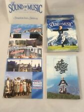 The Sound of Music ~ 45th Anniversary ~ Blu-Ray DVD, Book And Snapshots