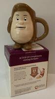 Actos Pharmaceuticals Promotion Ceramic Liver Mug Anthropomorphic